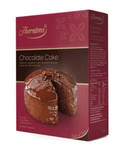 thorntons cake mix