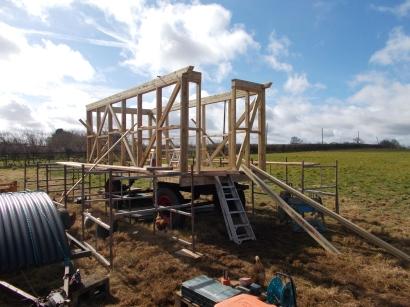 hut frame 2