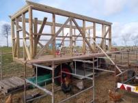 hut frame 3