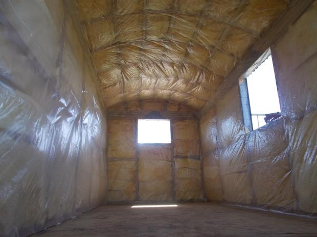 hut insulation 2